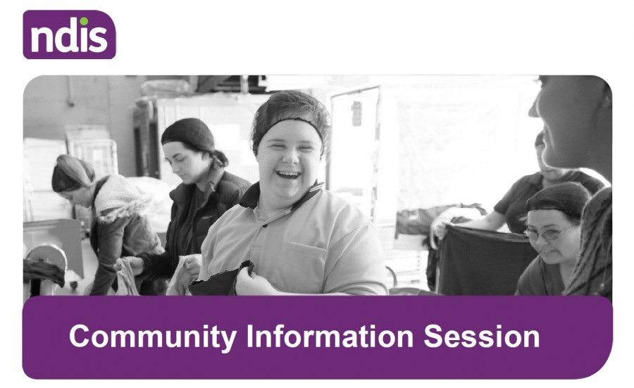community info session